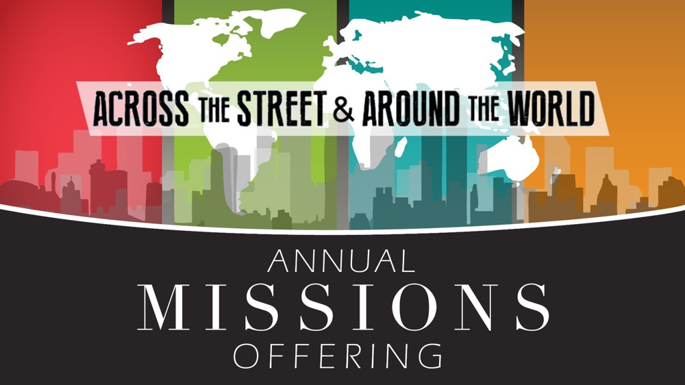 Missions Offering (website)