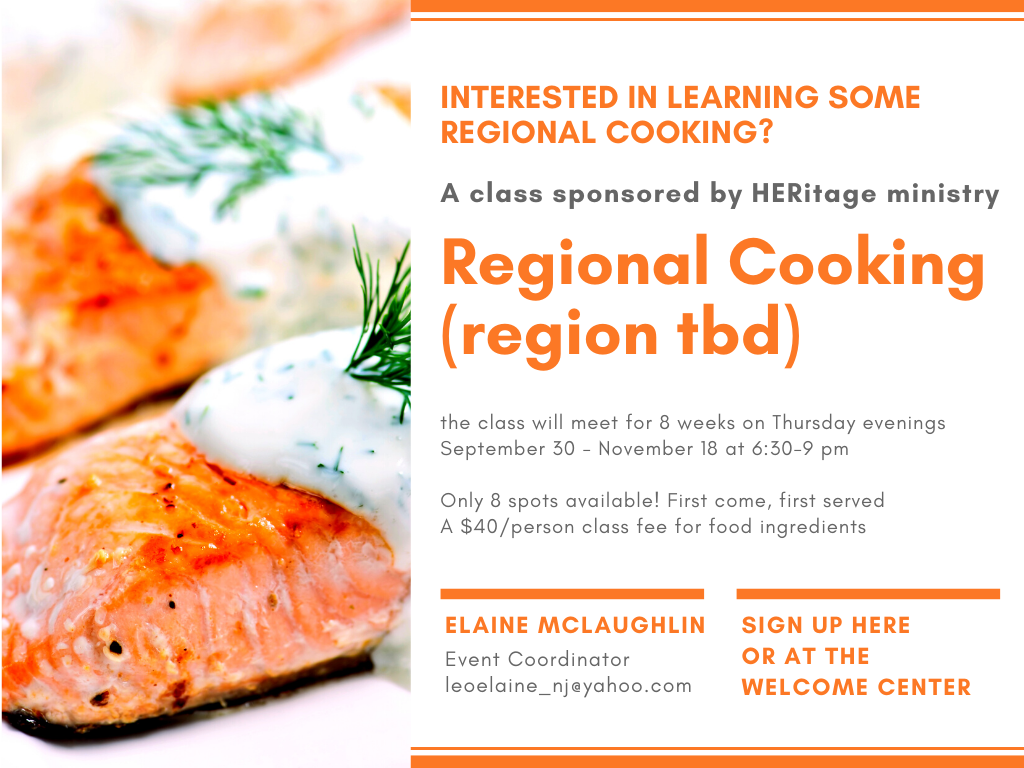 regional cooking class image