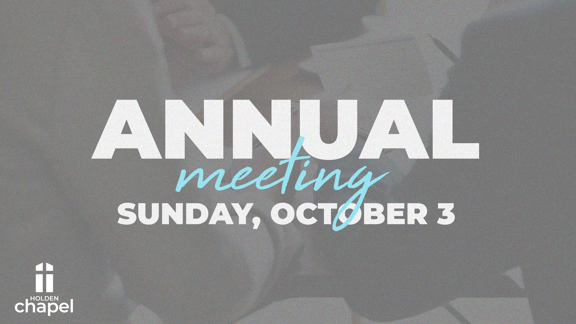 annual meeting image