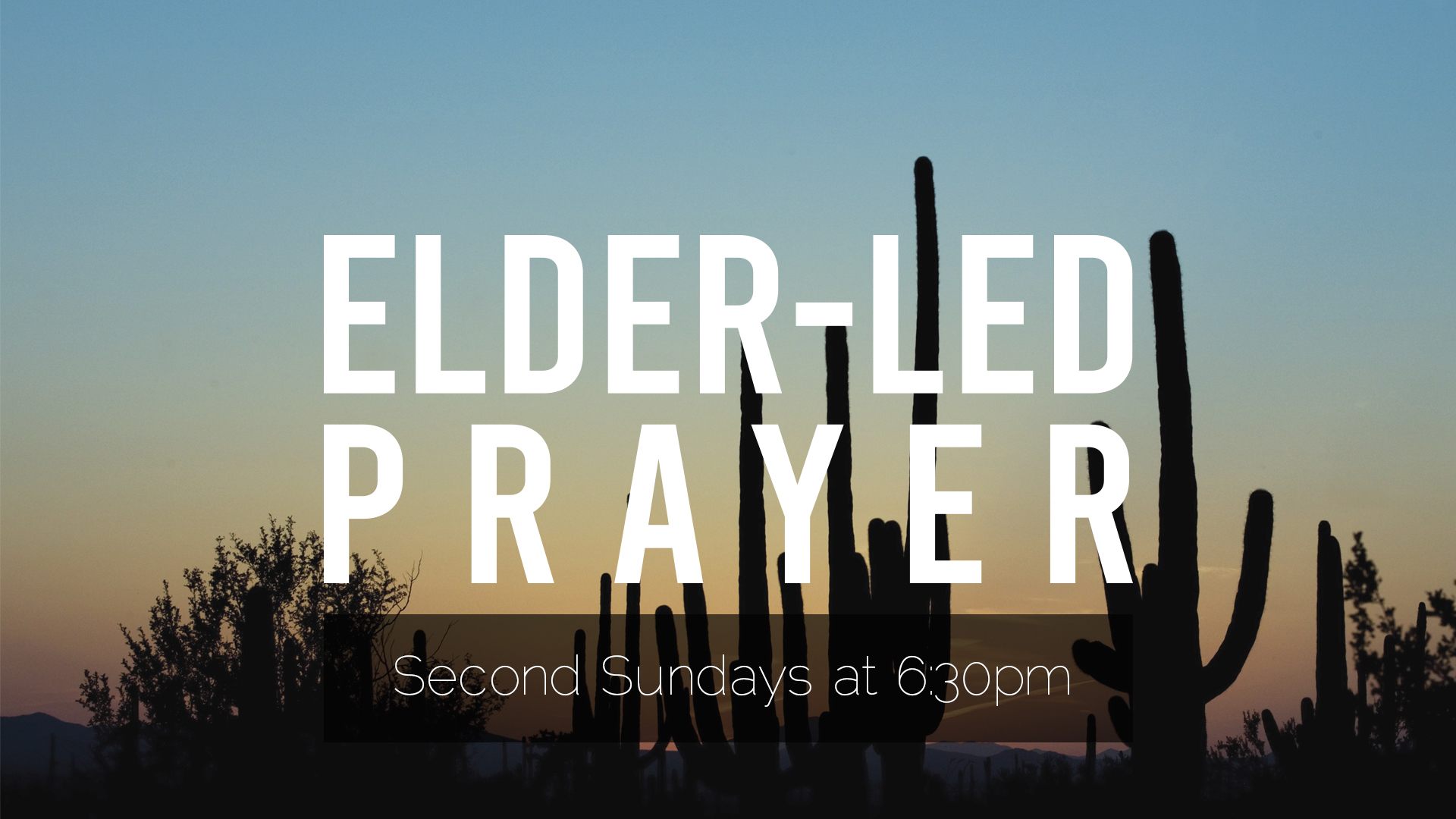 Elder led prayer_new image