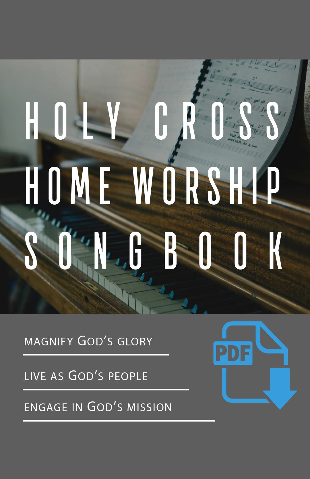 holy cross songbook copy
