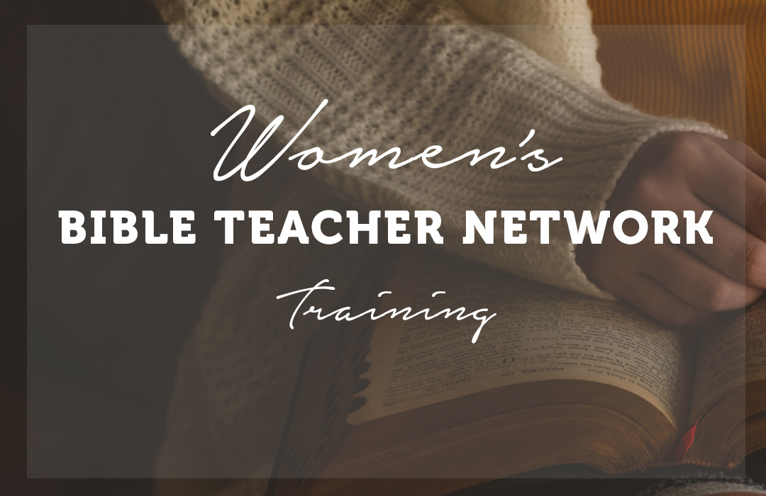 women's bible teacher training_event slide2