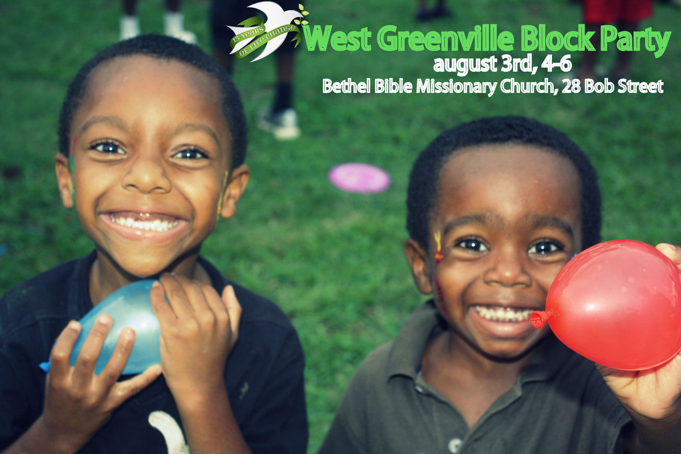 WGville Block Party Promo
