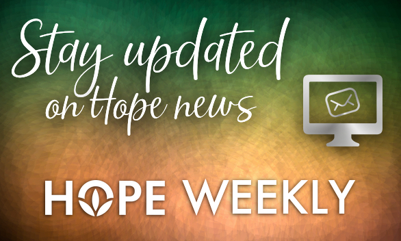 Subscribe to weekly e-updates