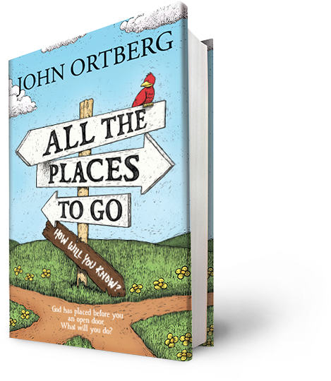 John-Ortberg-All-the-Places-to-Gobook