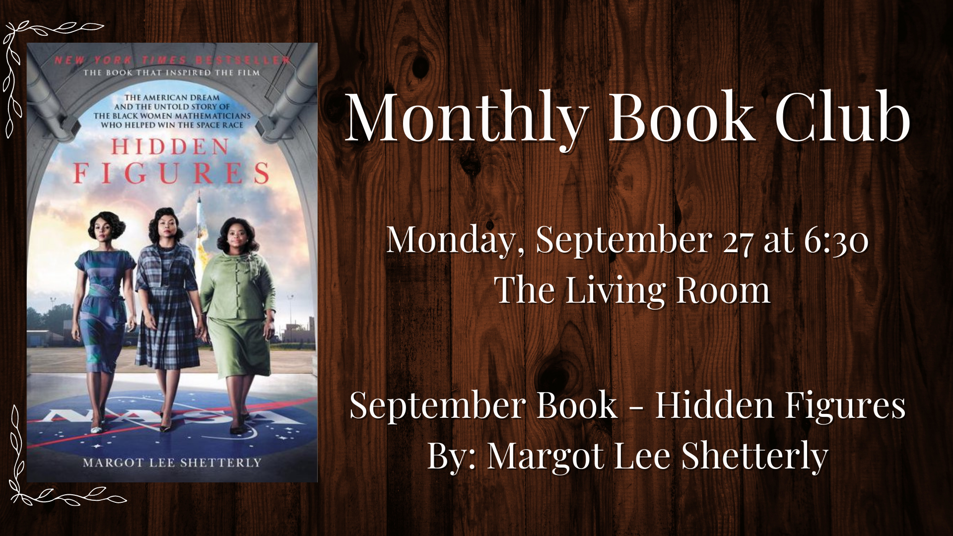 monthly book club