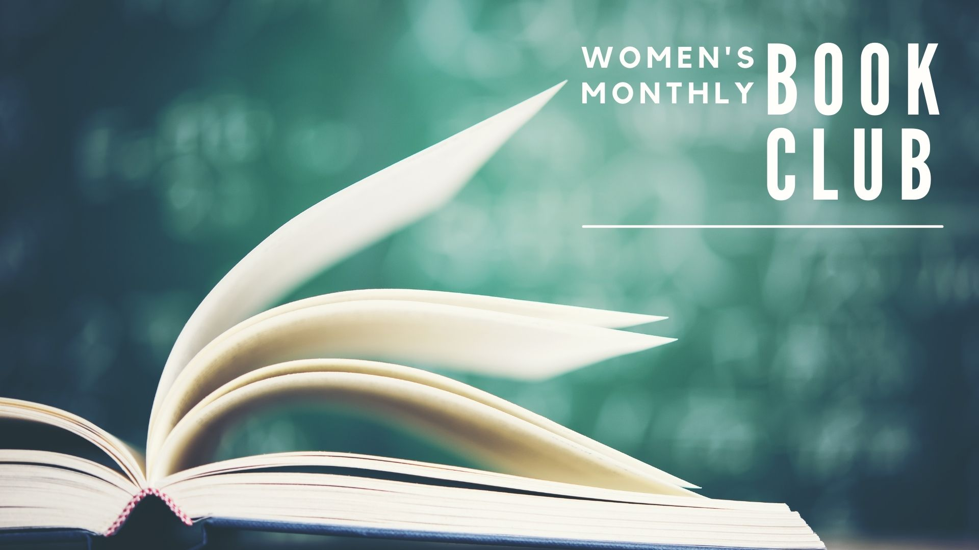 Women's Monthly Book Club image