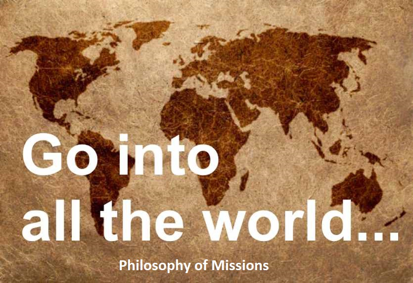 Philosophy of Missions1