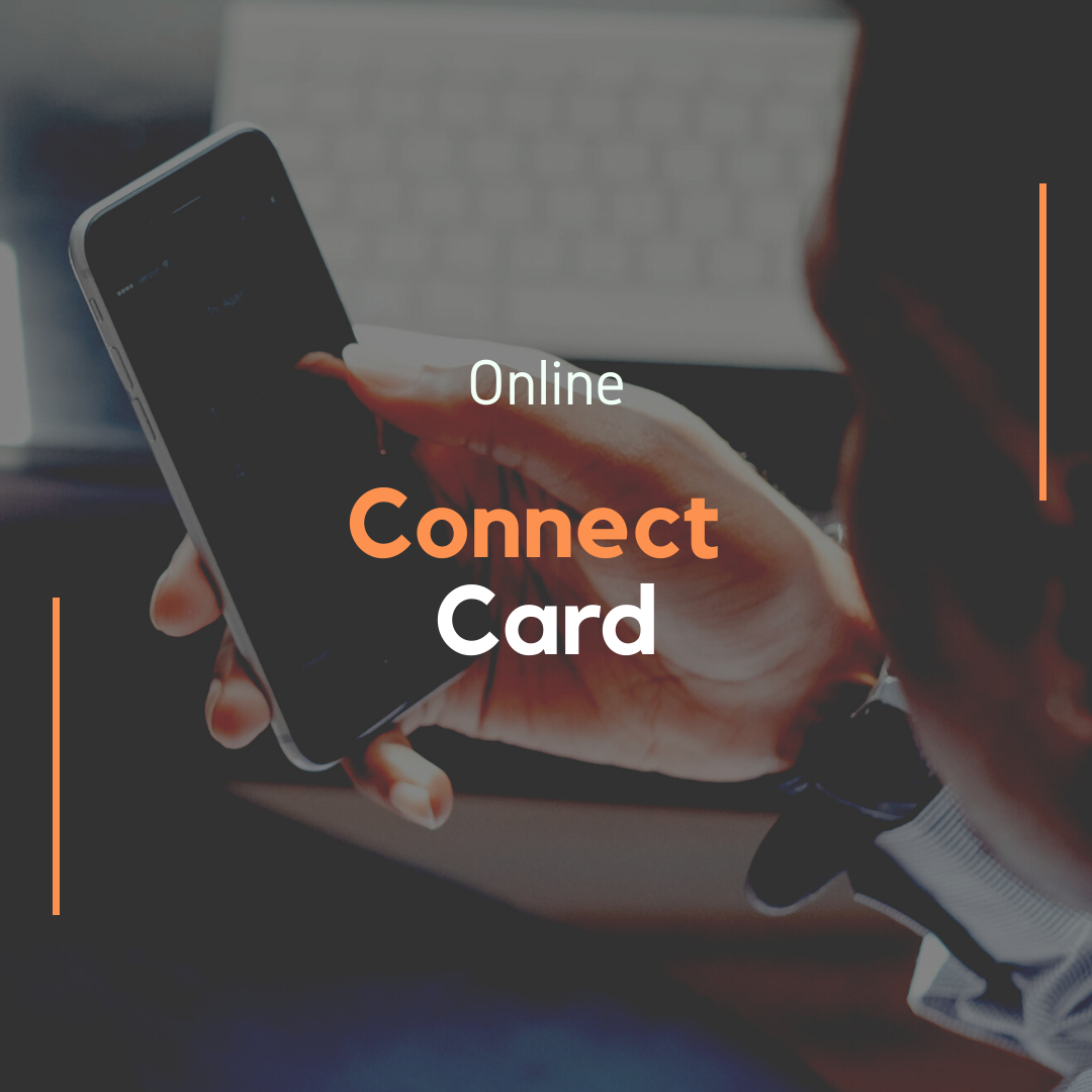 online connect card