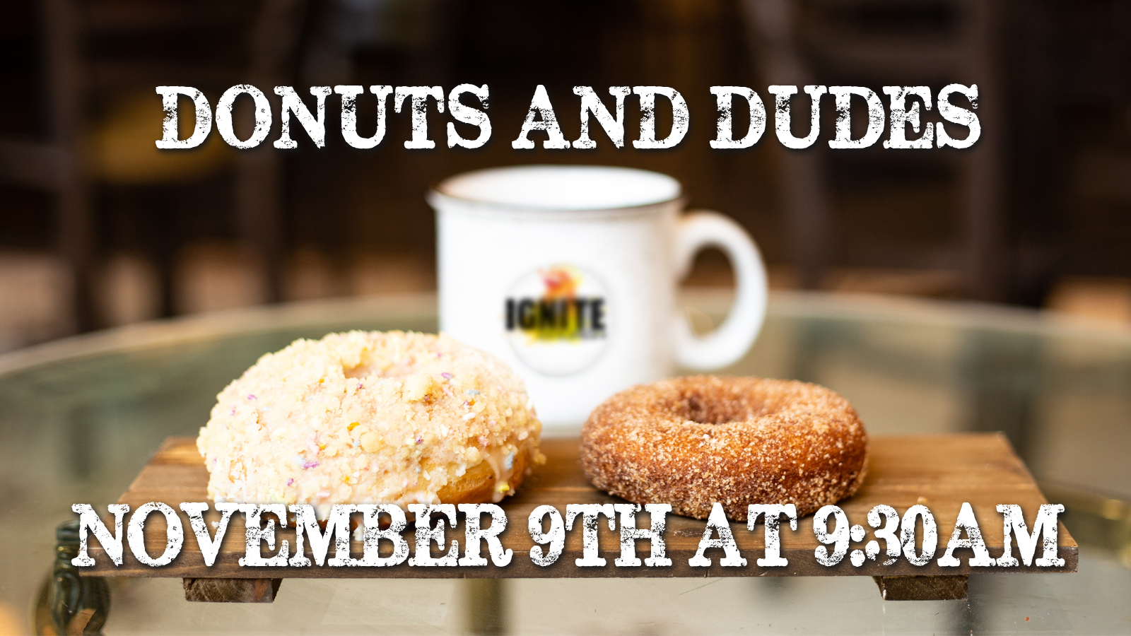 Donuts and Dudes