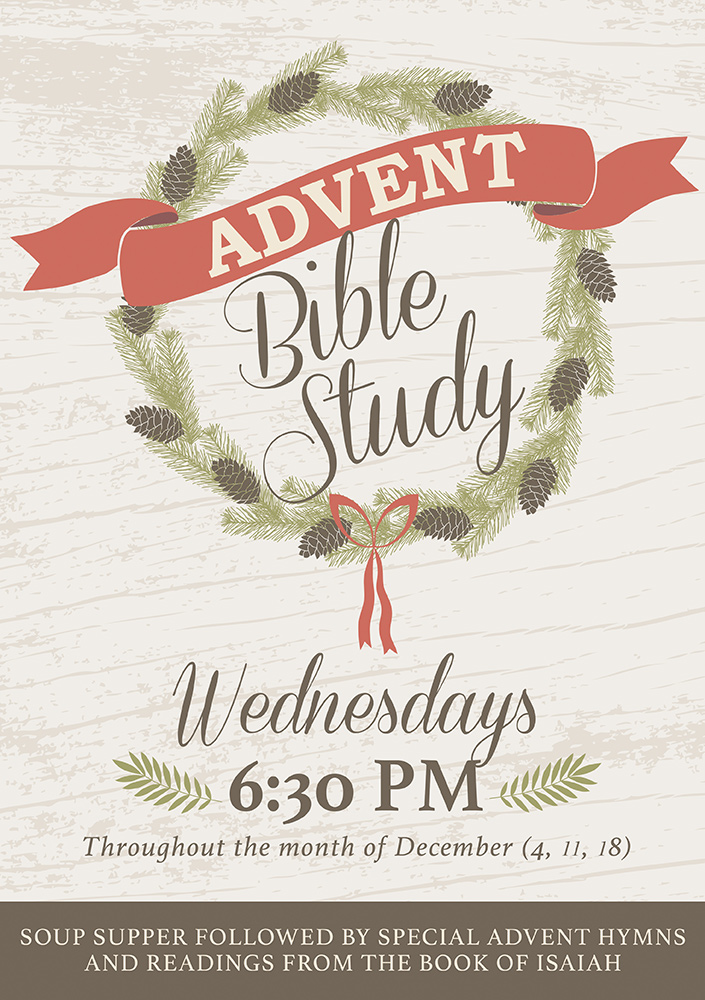 2019-11 Advent-Bible-Study