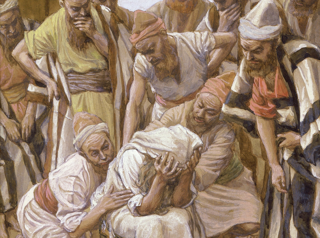 Jacob Mourns His Son Joseph 1080 800