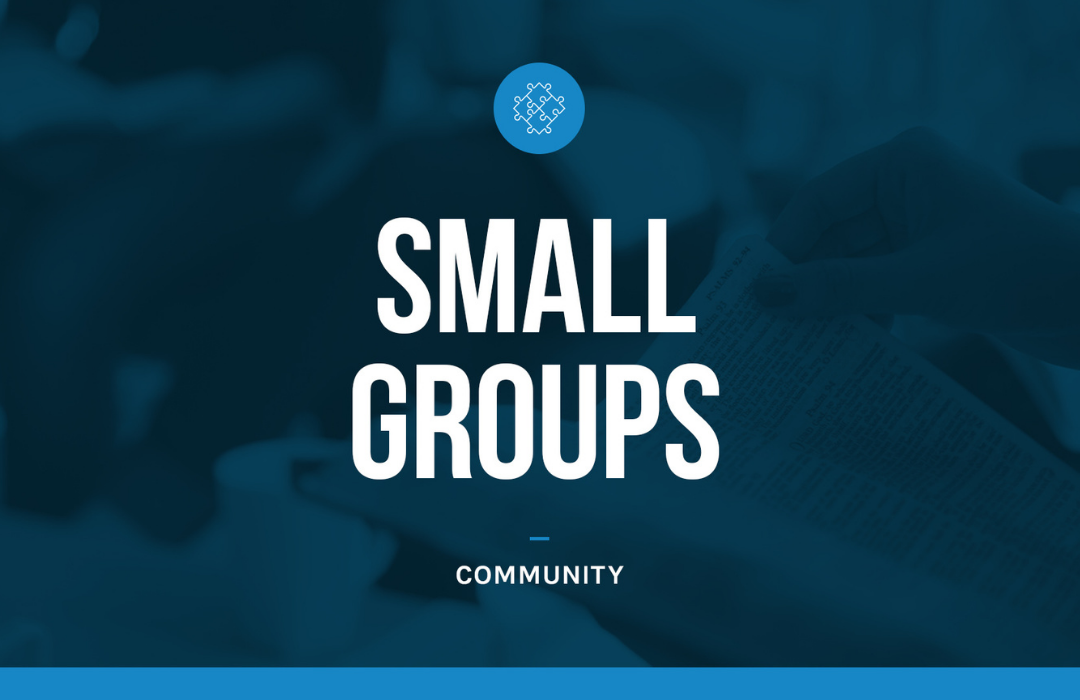 Small Group Web Event image