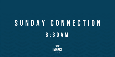 Sunday Connection 830am