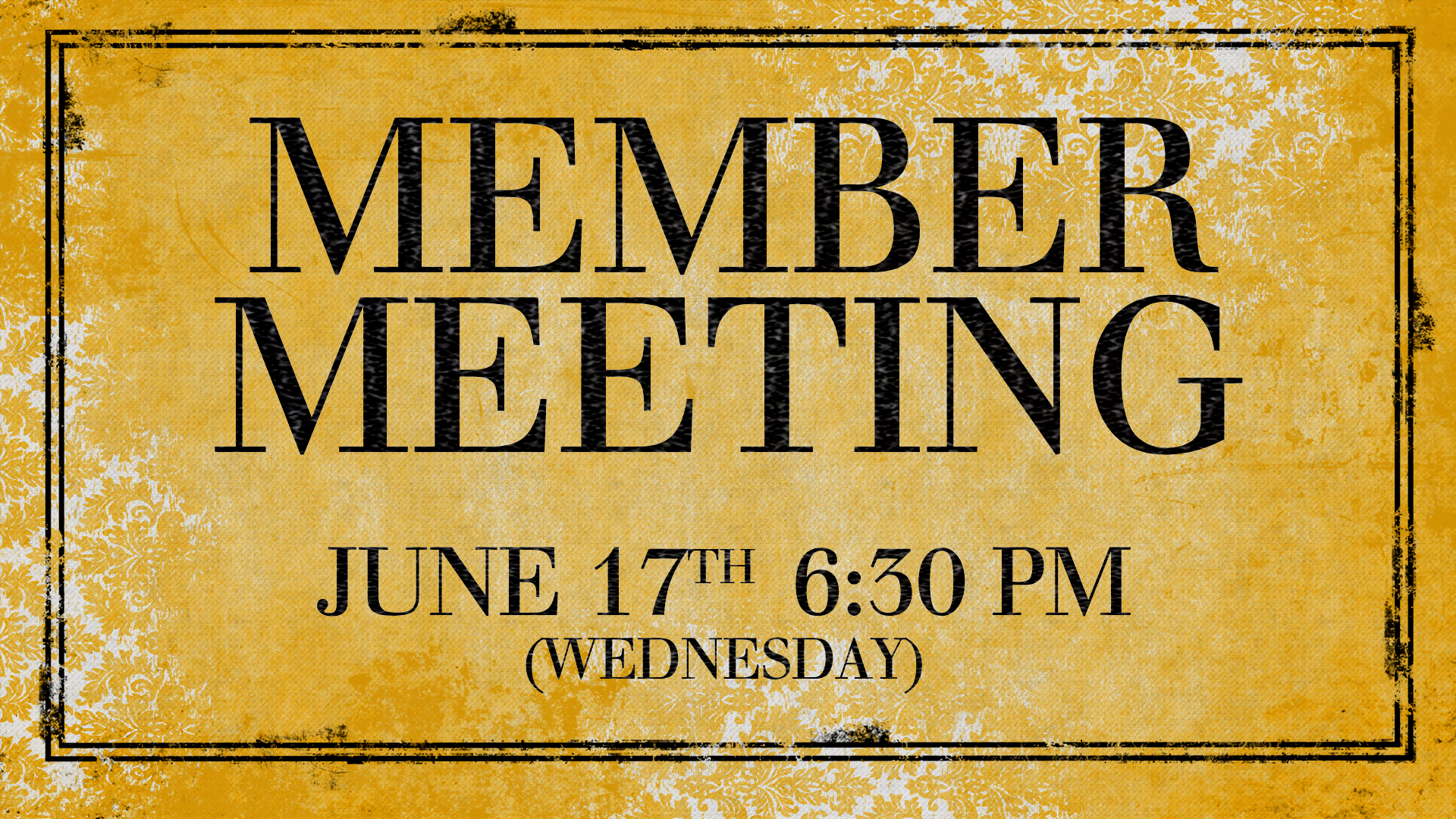 Member Meeting image