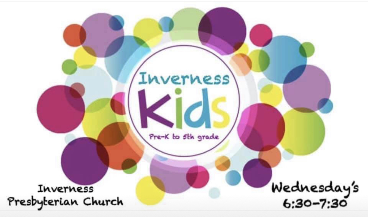 Inverness Kid's Wed Promo 1
