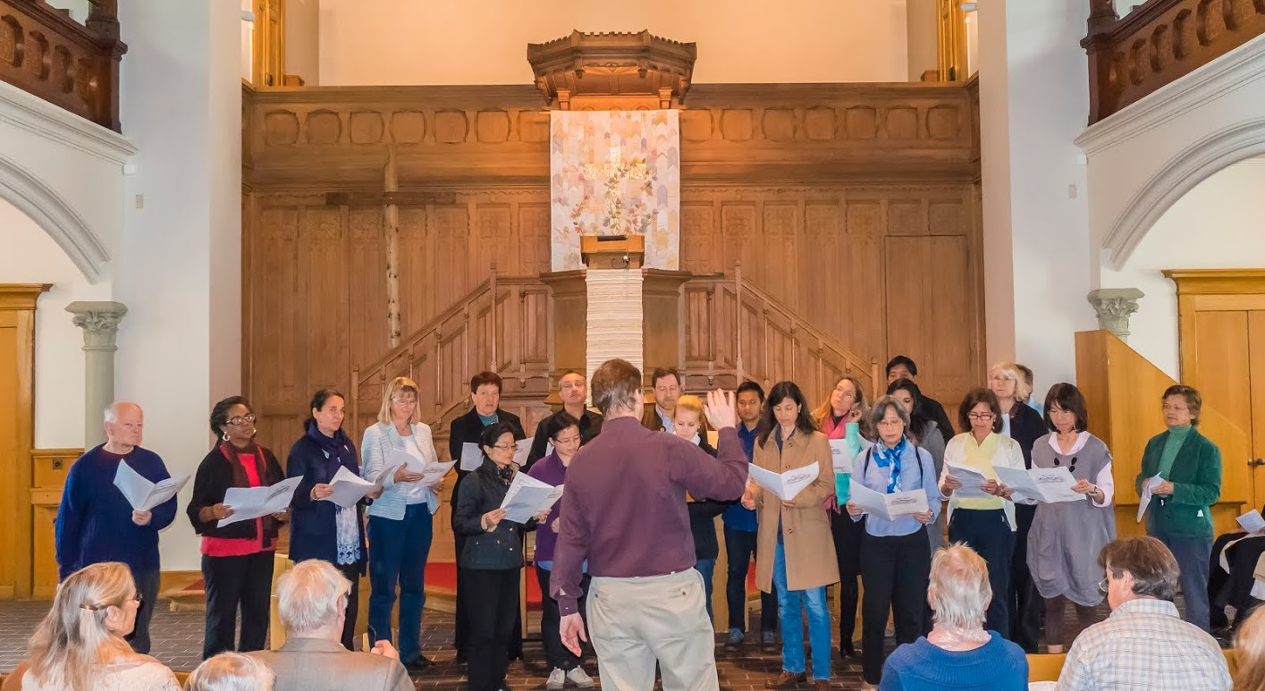 Adult Choir May 2014