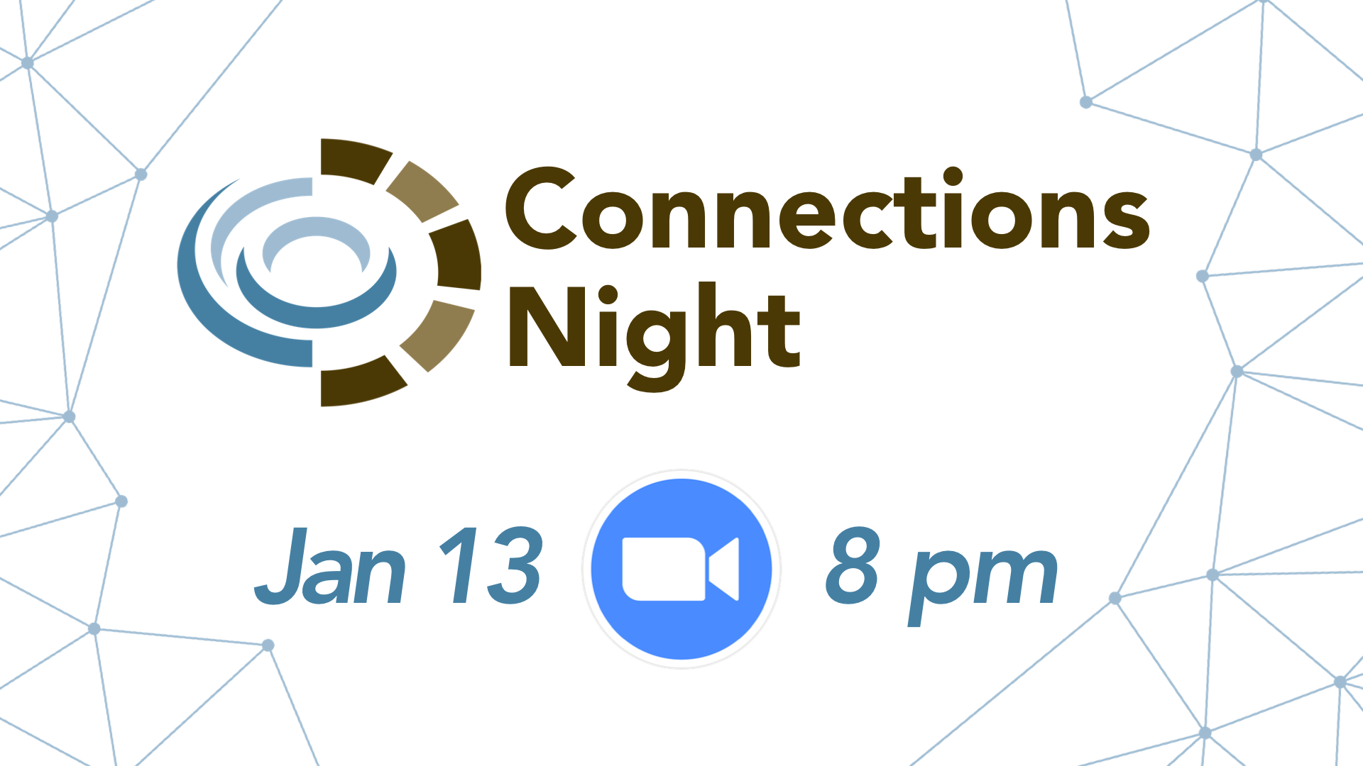 Connections Night Jan 13 GS Size image