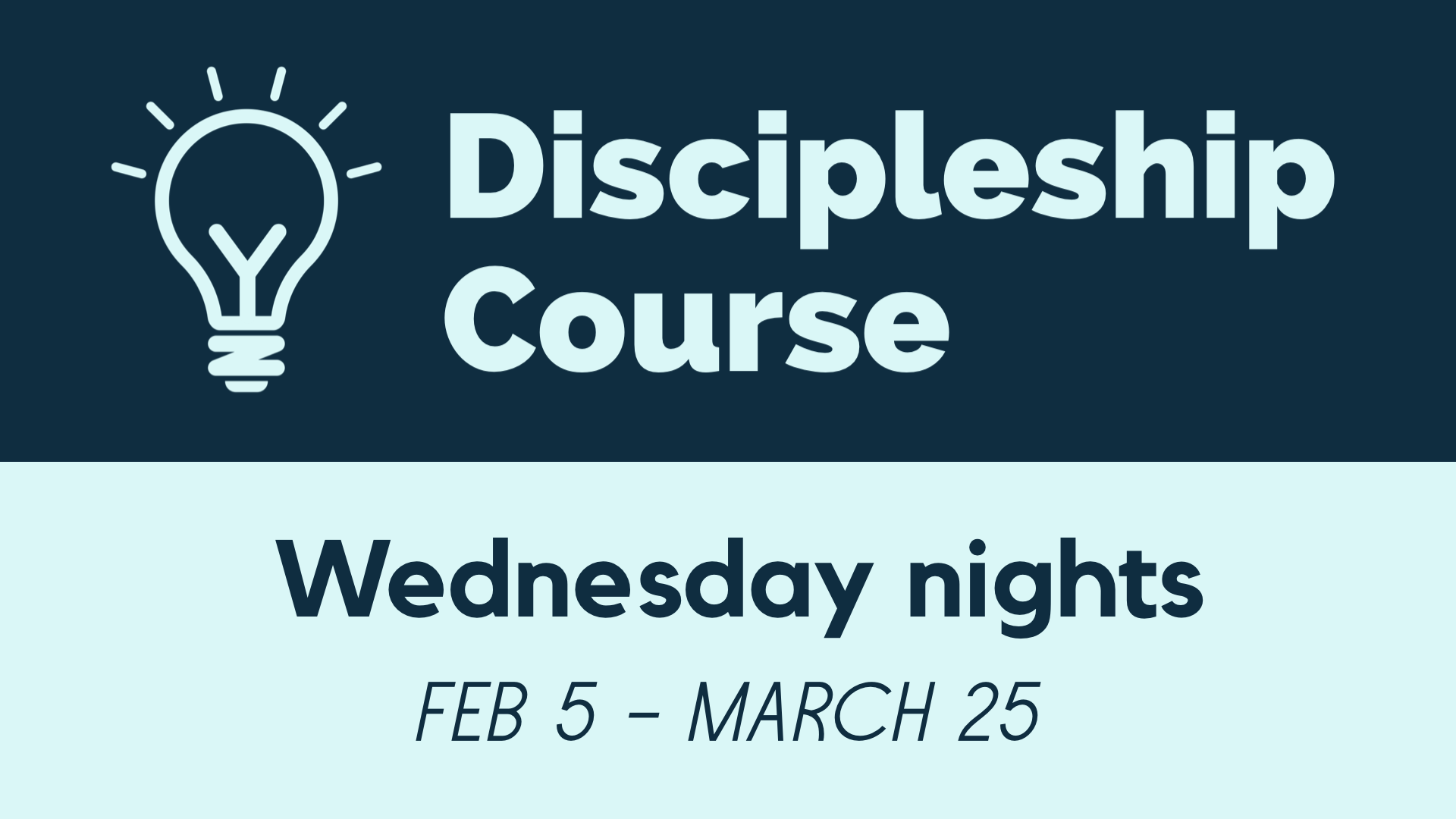 D Course with dates GS Feb 2019 image