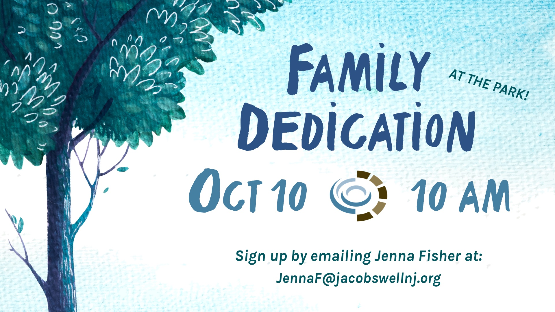 Family Dedication - October 10 FINAL - GS size image