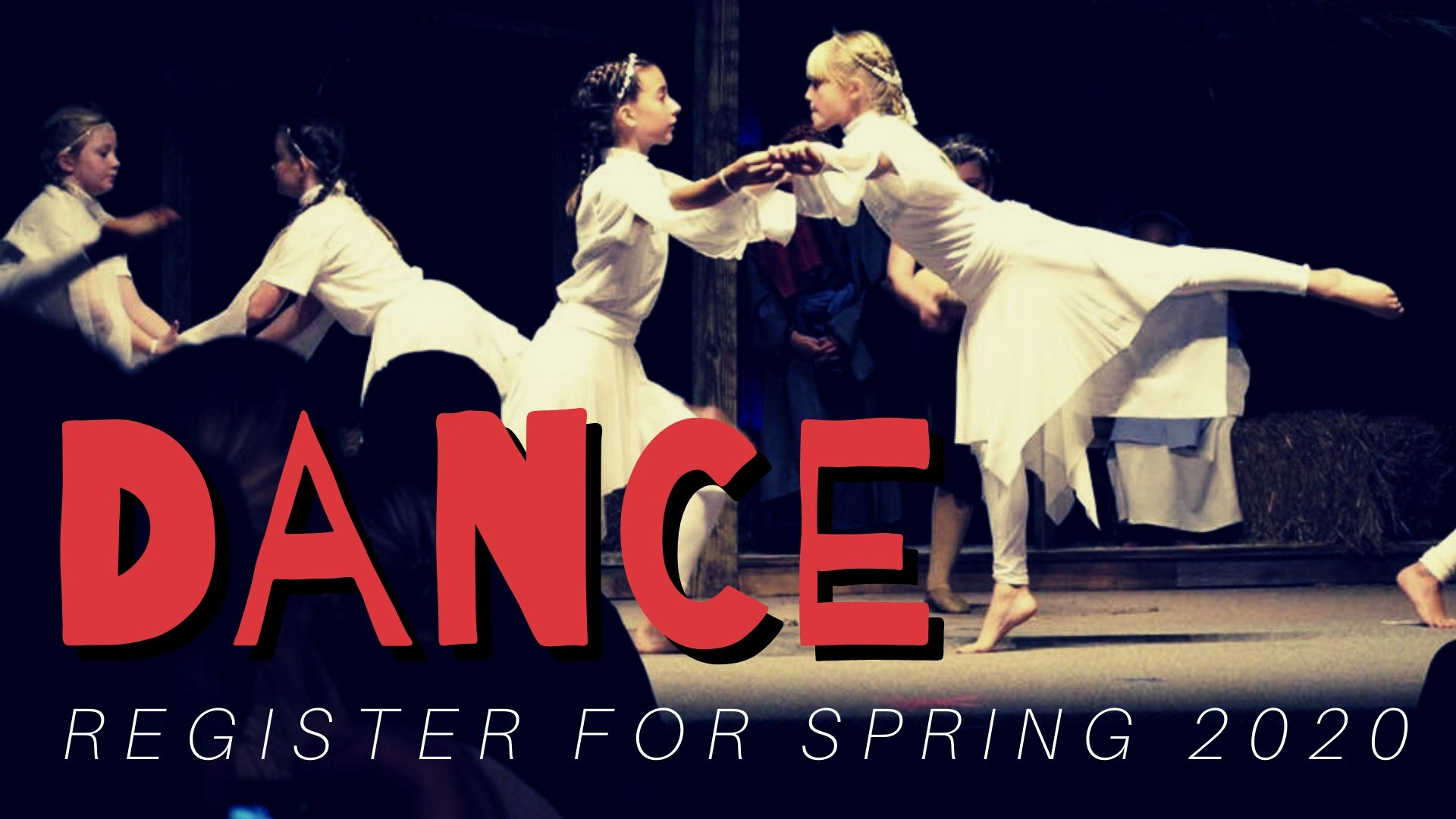 Dance registration SPRING 2020 image