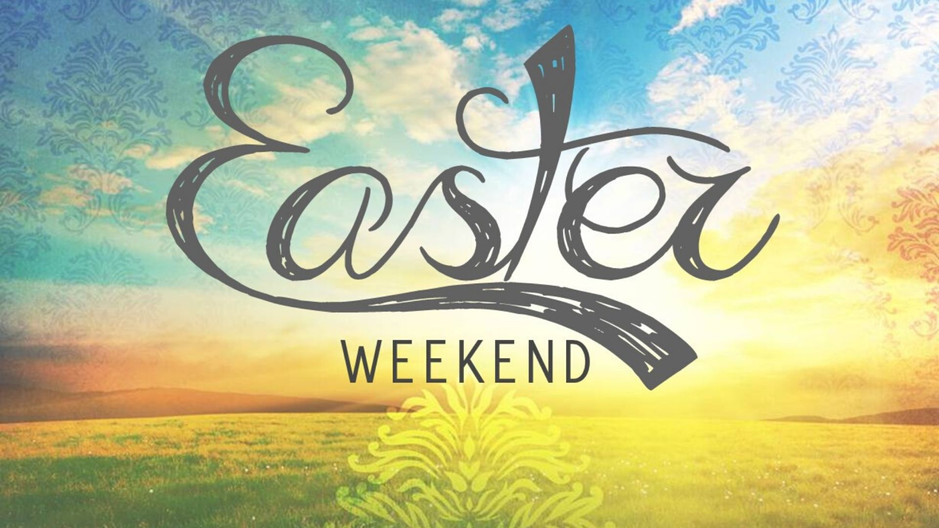 Easter Weekend - Generic