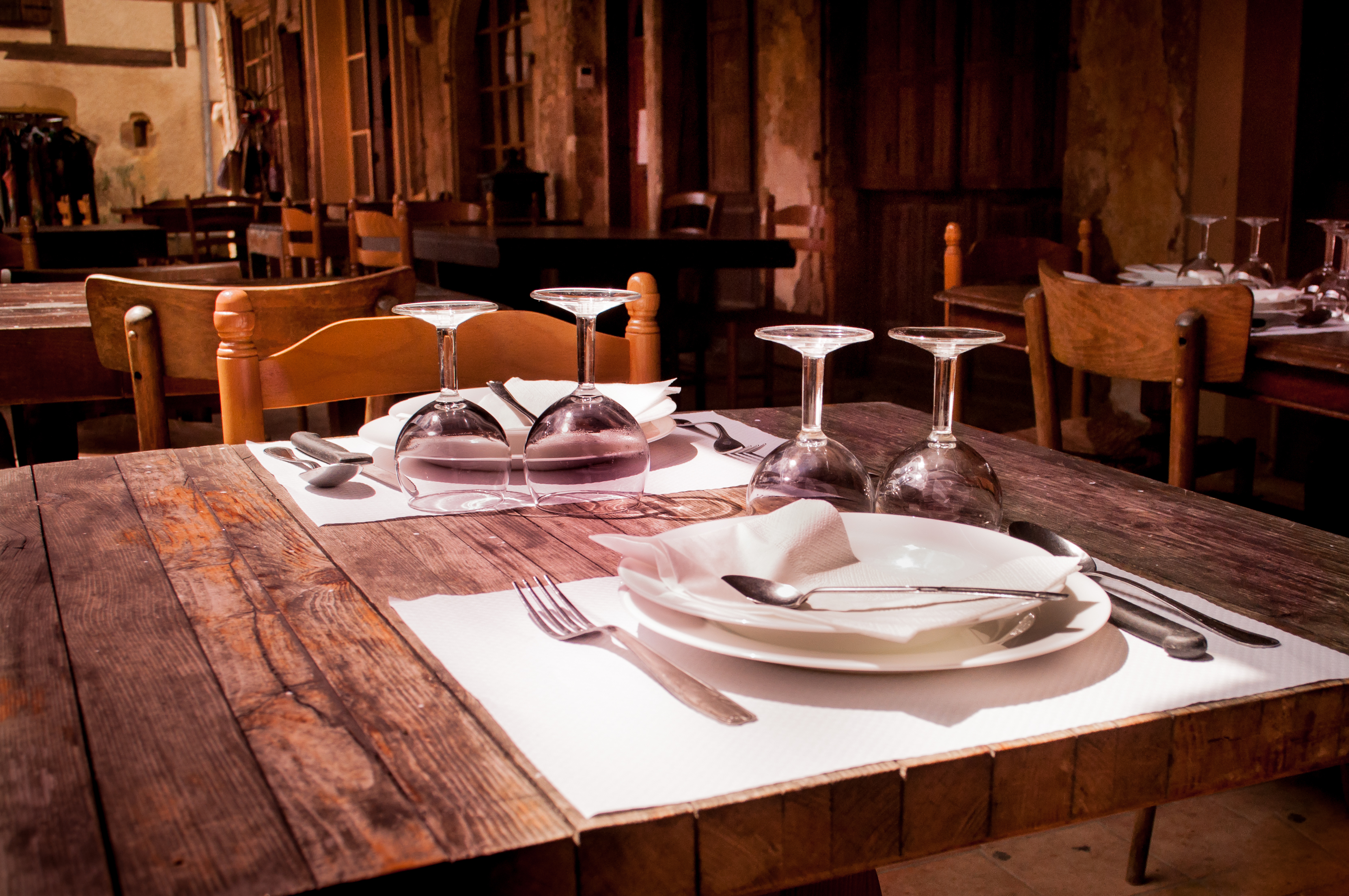 Canva - Fine Dining Table Ware image
