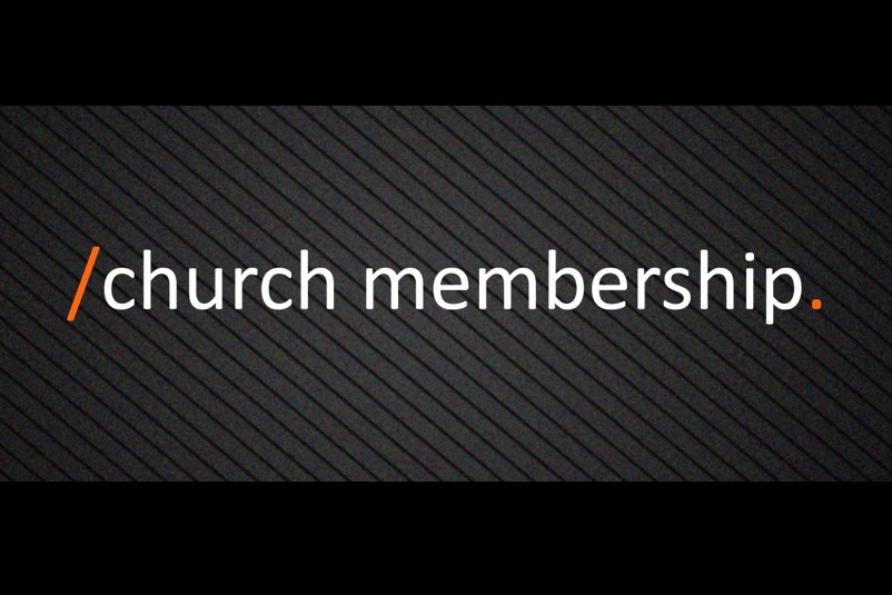 Church Membership Application