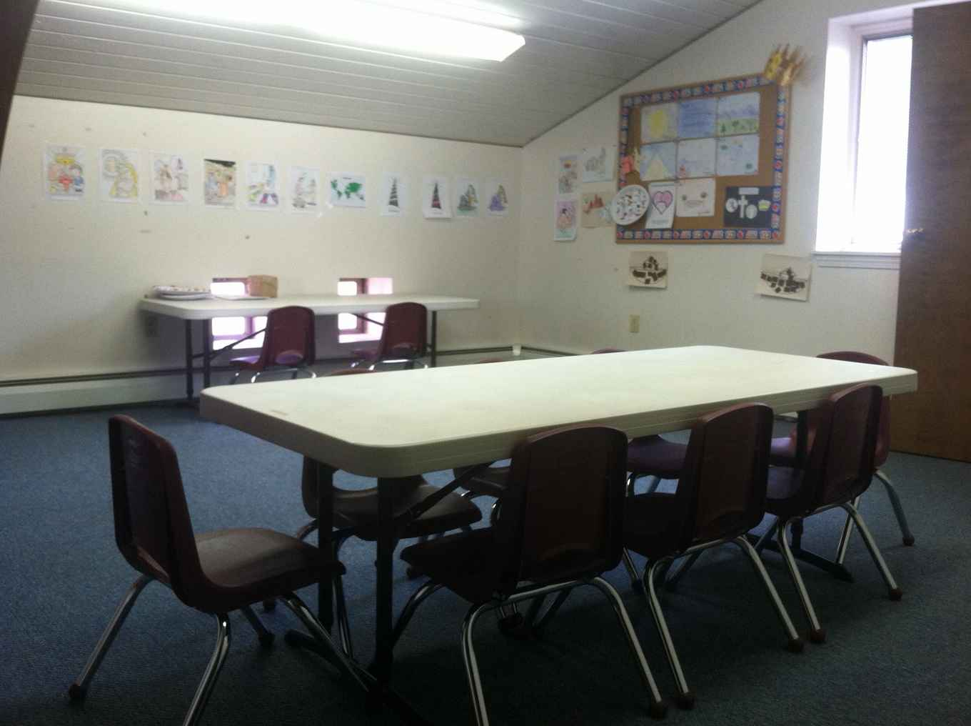 sunday-school-room
