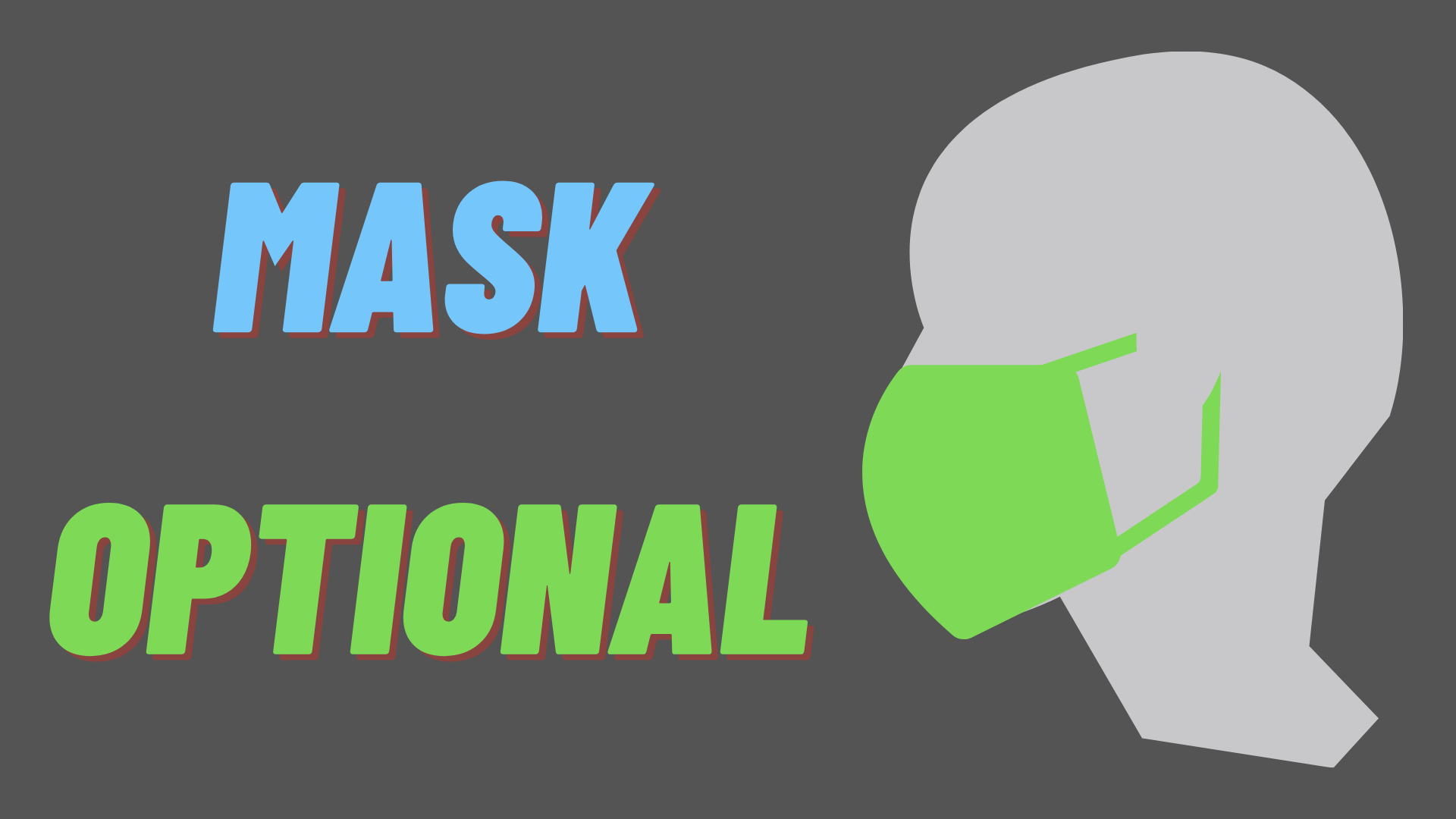 MASK OPTIONAL image