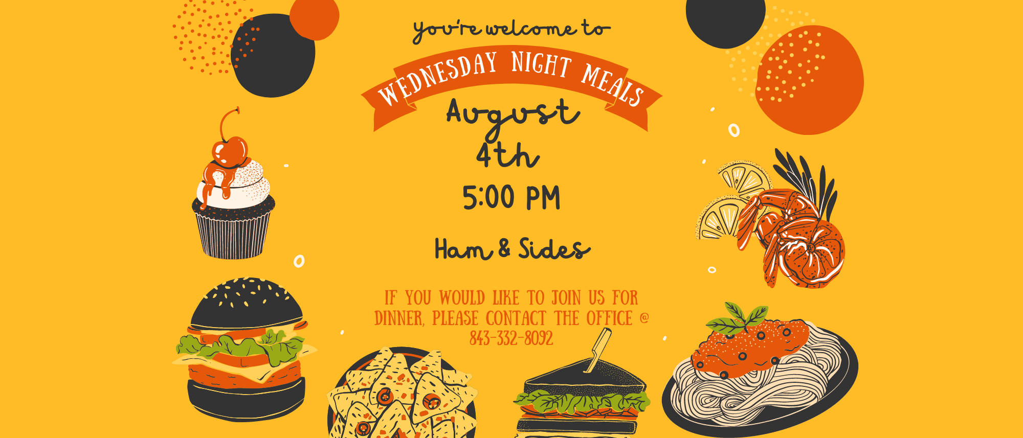 Wednesday Night Meals 1a