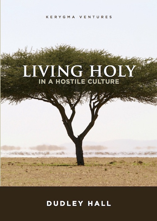Living Holy Cover