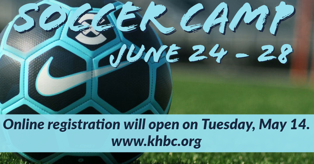 2019 Soccer Camp for Website image