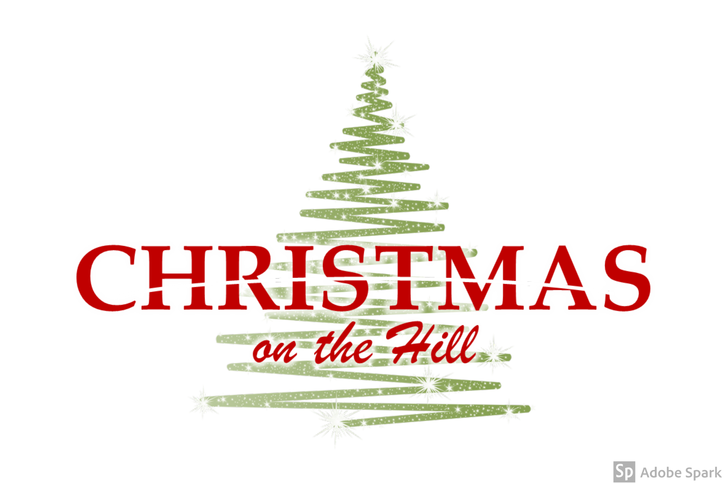 Christmas on the Hill Logo image