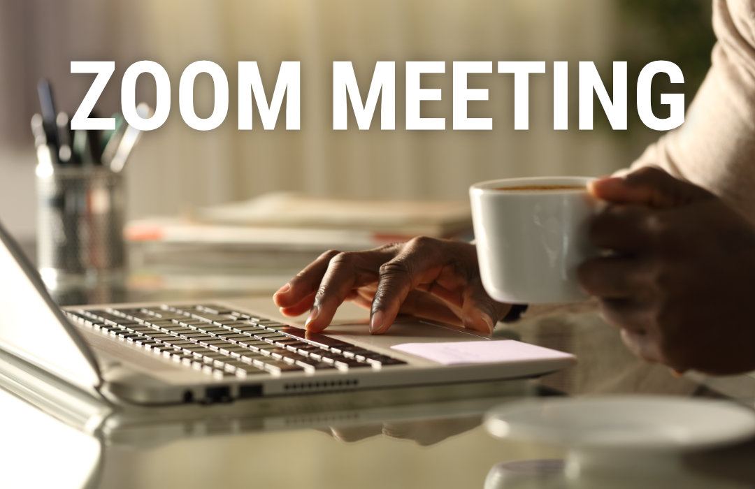 Zoom Meeting Event Image image