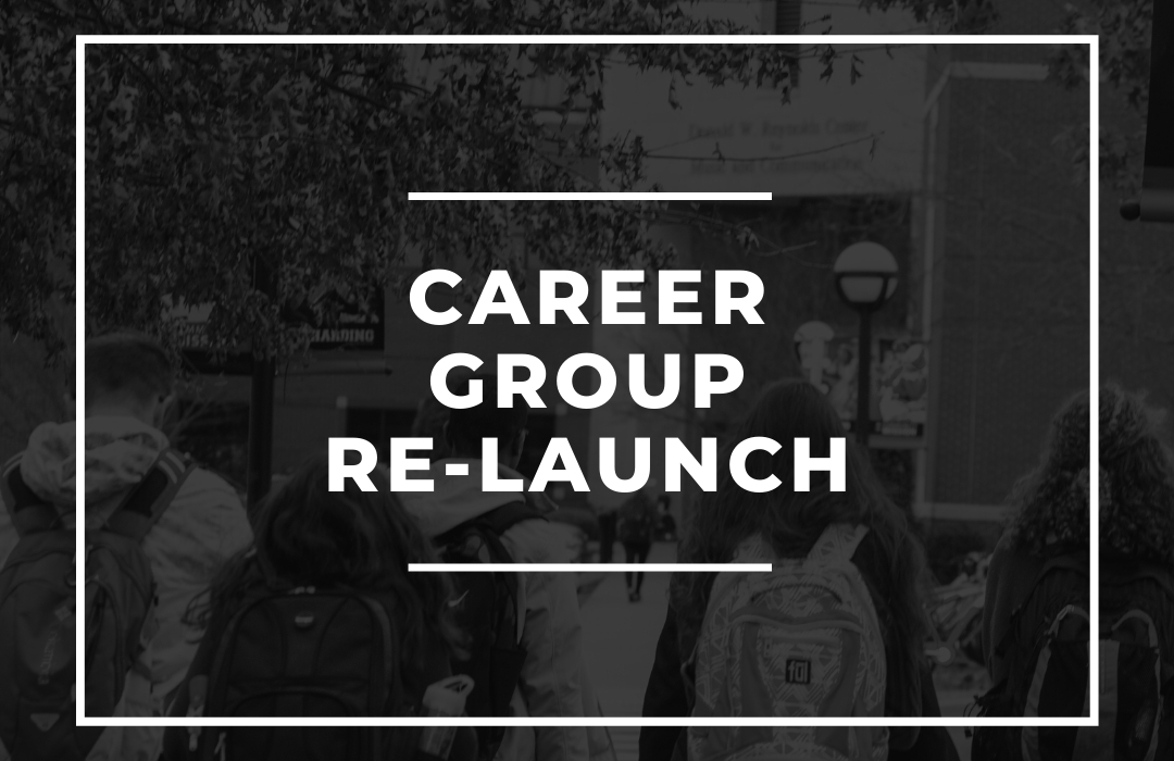 Career Group Re-Launch (1) image