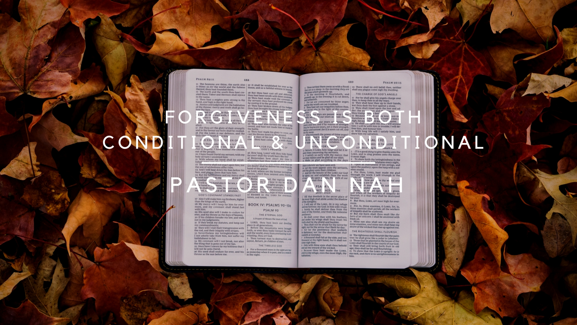 forgiveness-conditional-unconditional