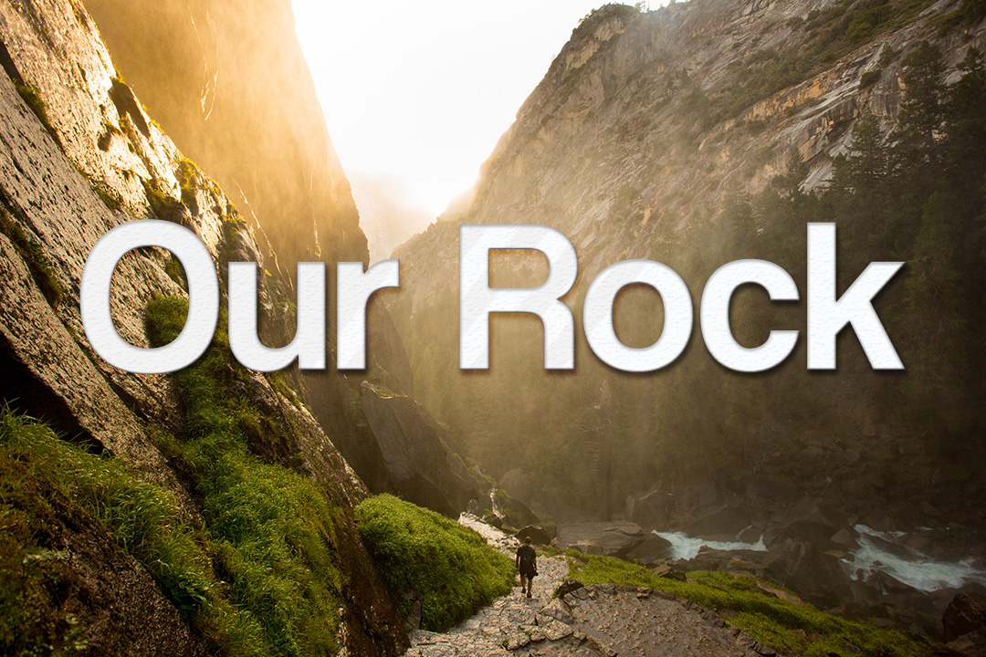 Our God – the Rock Thumbnail