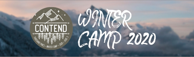 Winter Camp 20 header