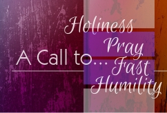 A Call to Pray banner