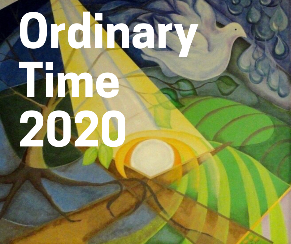 Ordinary Time 2020 banner