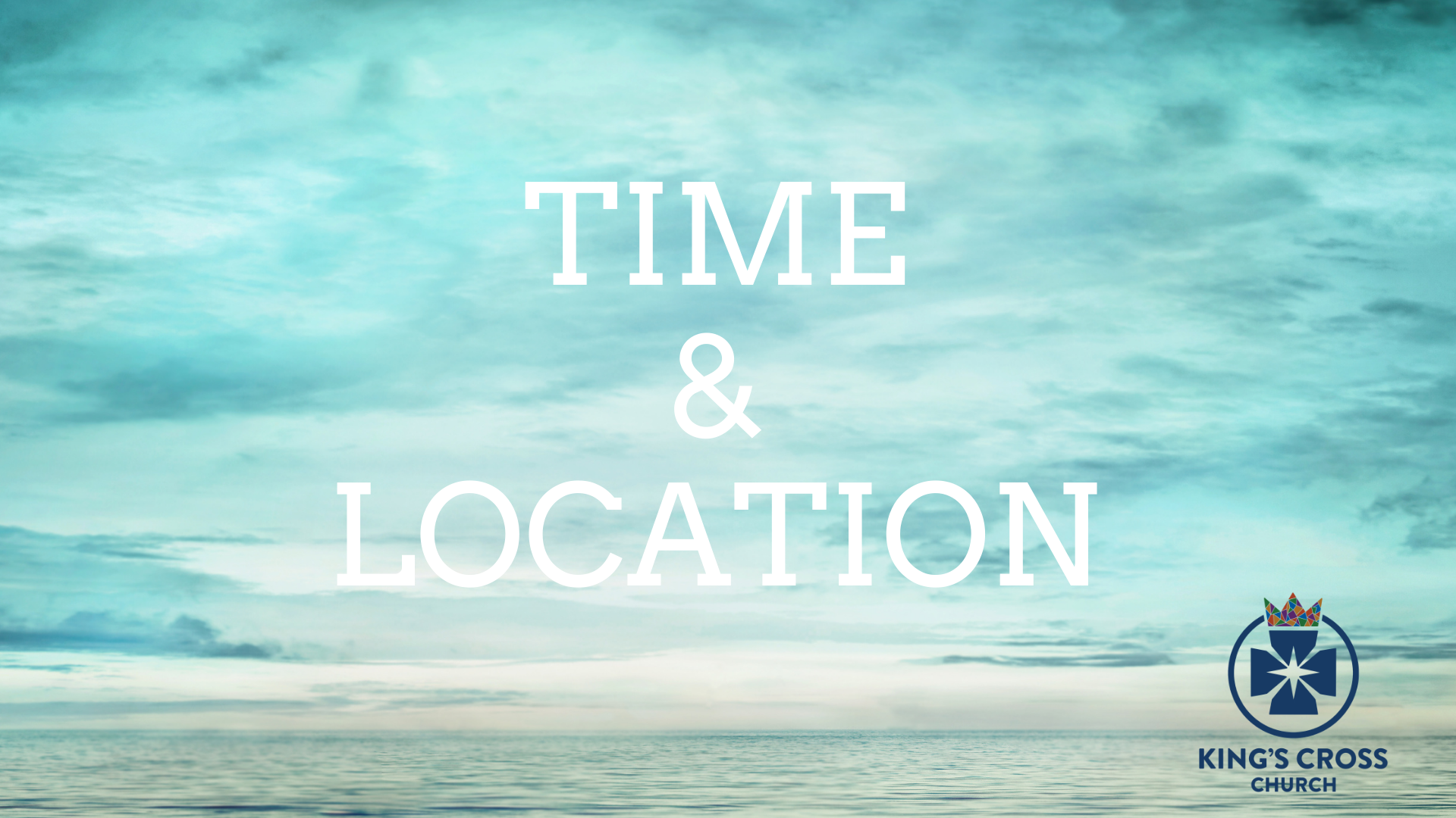 Time And Location