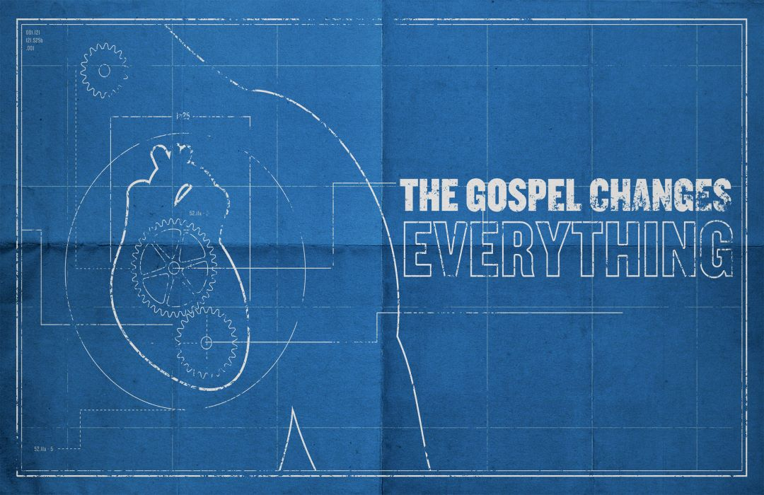 The-Gospel-Changes-Everything image