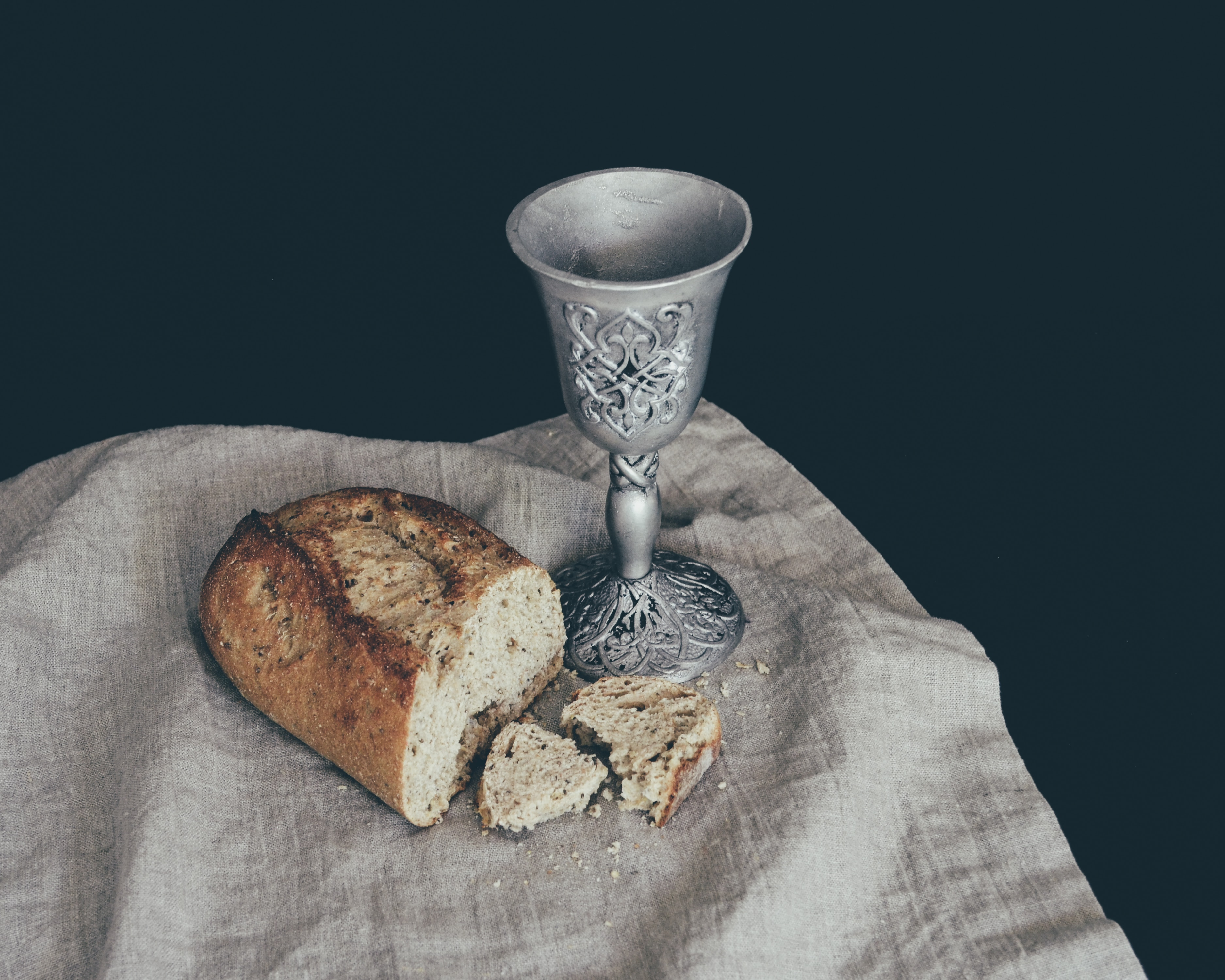 lord's supper image