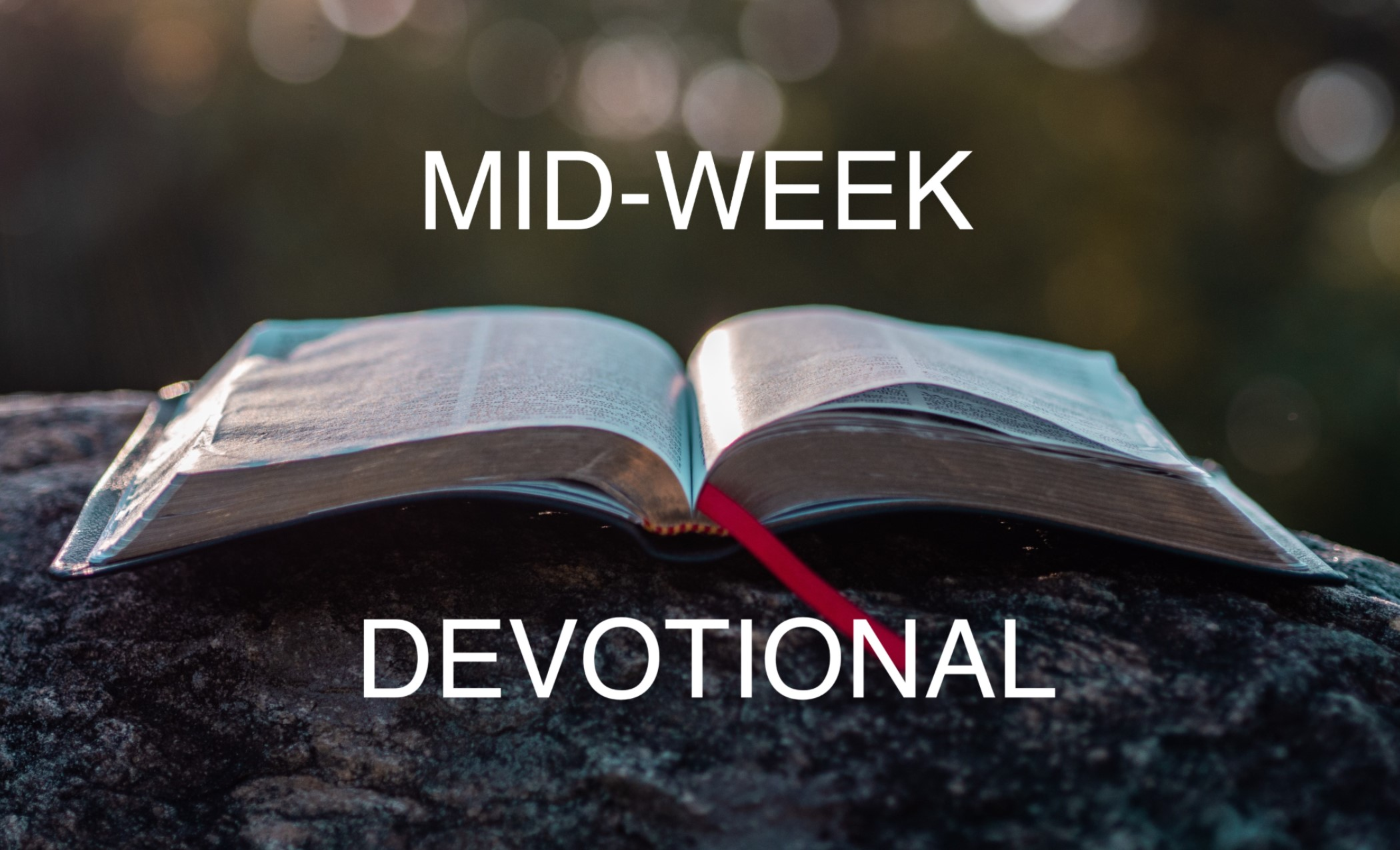 Mid-Week Devotional Image Resized