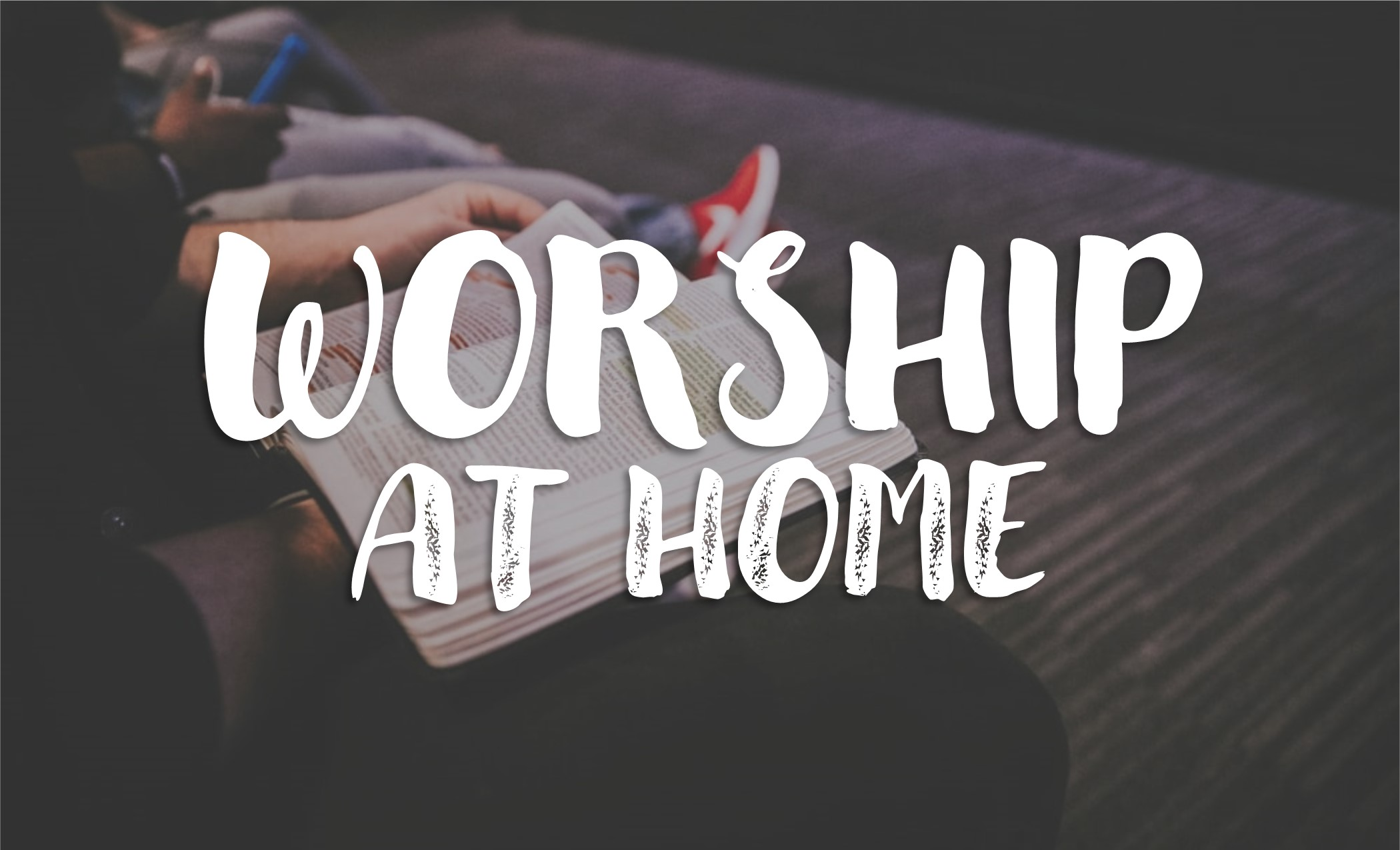 Worship at home image