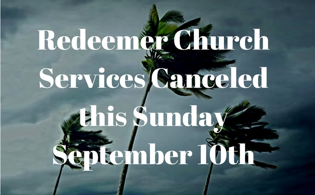 Services Canceled 2017