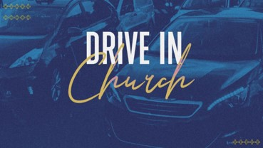 Drive in service graphic