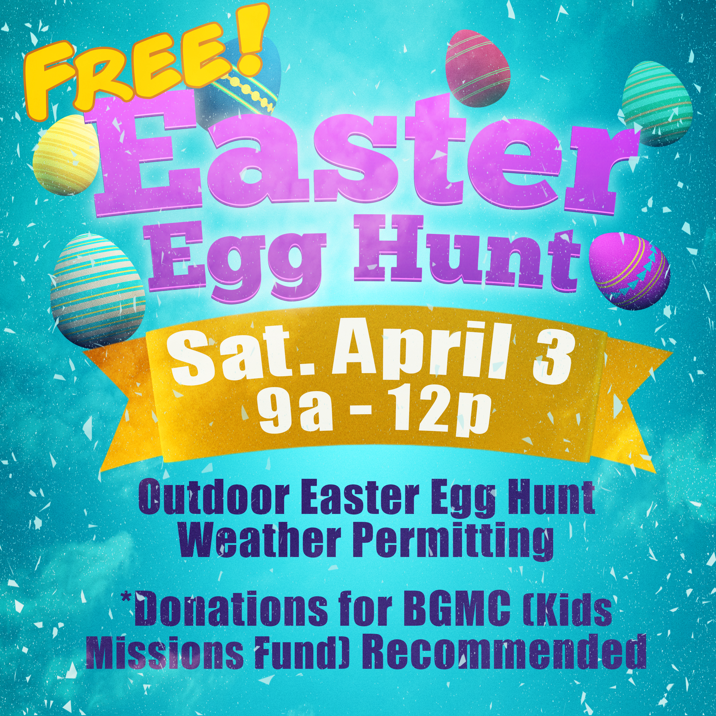 Easter Egg Hunt 2021_ square