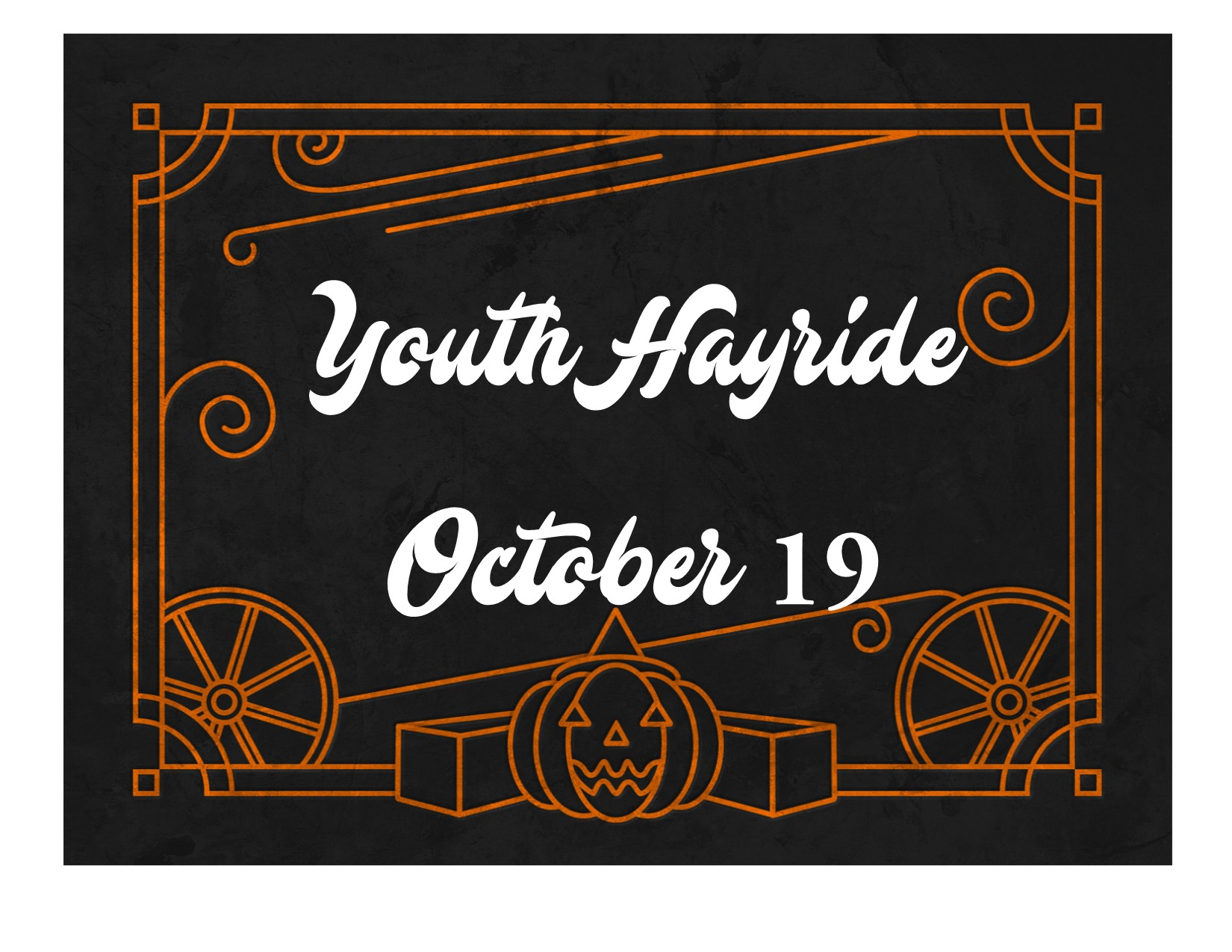 Youth Hayride